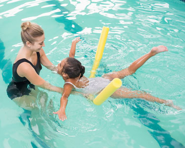 Kids Lake County and Sumter County: Swimming Lessons - Fun 4 Lake Kids