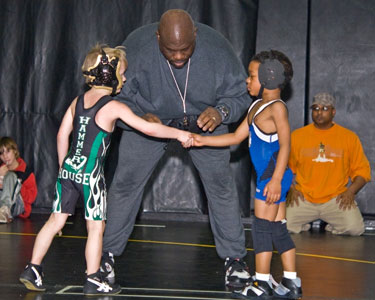 Kids Lake County and Sumter County: Wrestling  - Fun 4 Lake Kids