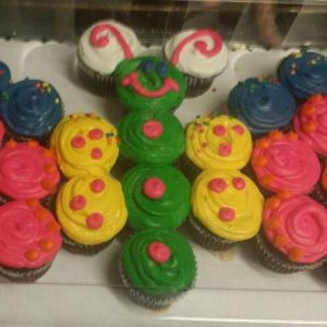 Mt. Plymouth IGA - Bakery Cupcake Cakes