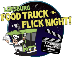 Leesburg Food Truck n Flick Night