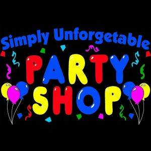 Simply Unforgettable Party Shop