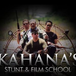 Kahana's Stunt & Film School - Jr. Stunt Camp
