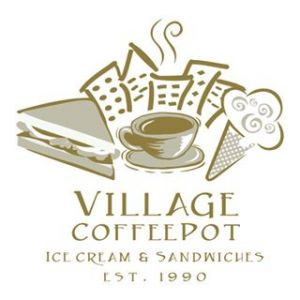 Village Coffee Pot